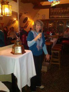 2013 Jock Wadley recipient Liz Overduin