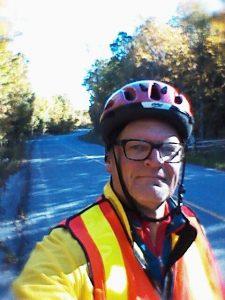 On the Bennett Lake Road